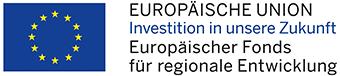 Logo - Europäischer Fonds für regionale Entwicklung